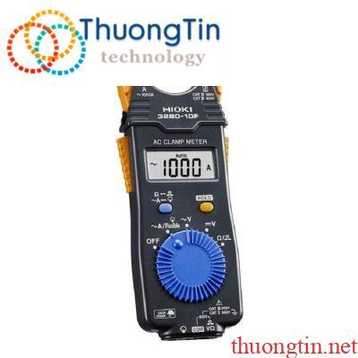 Ampe kìm HIOKI 3280-10F: AC 1000A