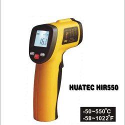 Nhiệt kế hồng ngoại Huatec HIR550 (-32 ~ 550℃)